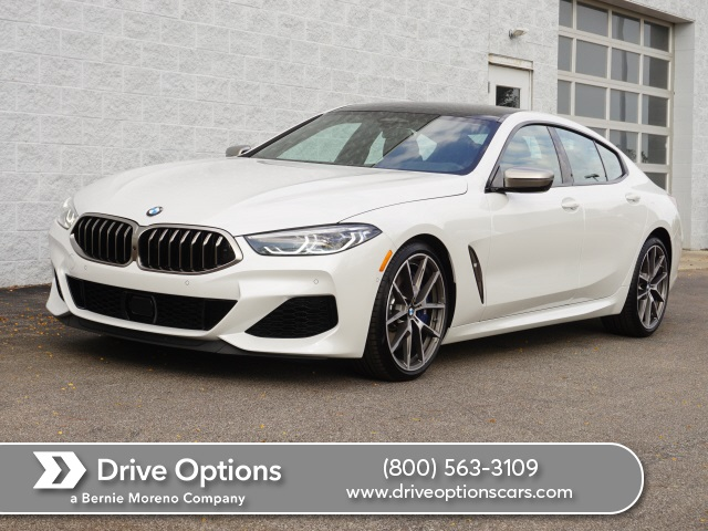 Pre-Owned 2020 BMW 8 Series M850i xDrive Gran Coupe