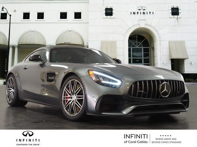 Pre-Owned 2020 Mercedes-Benz AMG® GT C