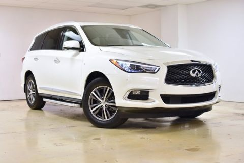 Certified Pre-Owned 2017 INFINITI QX60 PREMIUM PLUS