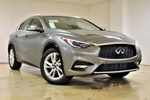 New 2019 INFINITI QX30 ESSENTIAL