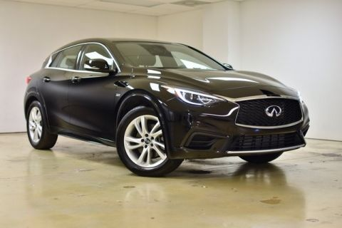 Certified Pre-Owned 2018 INFINITI QX30 PURE