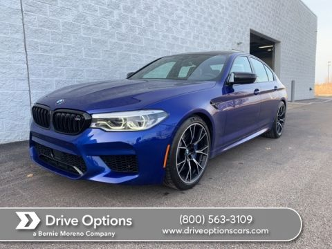 Pre-Owned 2020 BMW M5 Competition